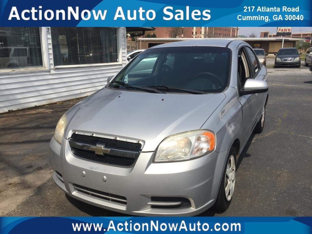 Chevrolet Aveo 2010 $3280.00 incacar.com