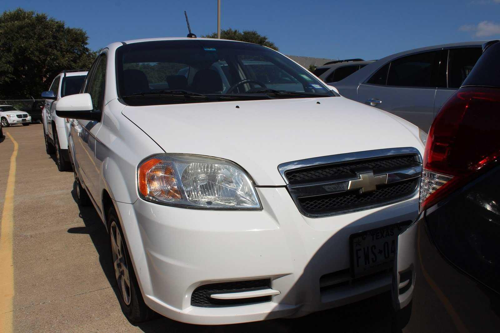 used Chevrolet Aveo 2010 vin: KL1TD5DE8AB111042