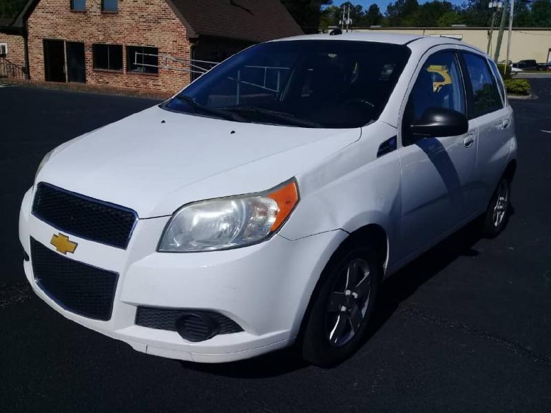 Chevrolet Aveo 2010 $3985.00 incacar.com