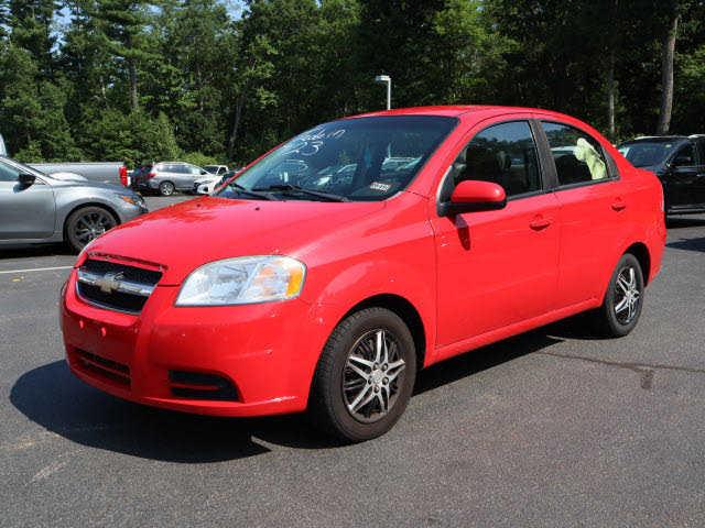 Chevrolet Aveo 2010 $3450.00 incacar.com