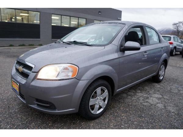 Chevrolet Aveo 2010 $3469.00 incacar.com