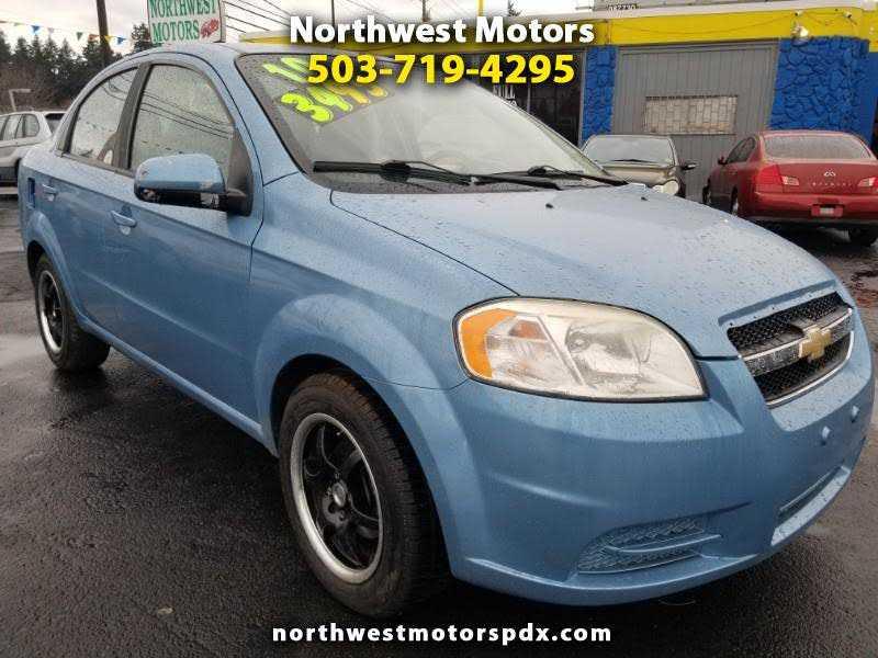 Chevrolet Aveo 2010 $1995.00 incacar.com