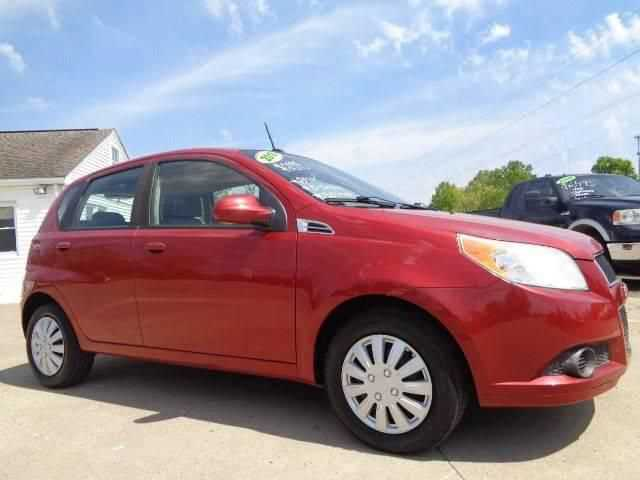 Chevrolet Aveo 2010 $2995.00 incacar.com