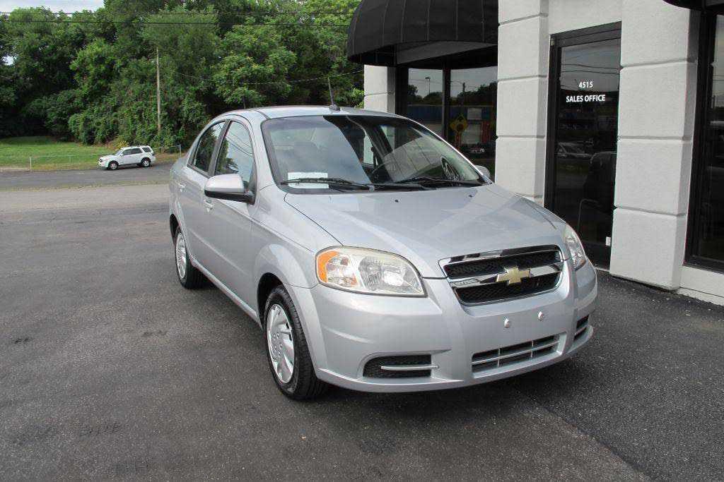 Chevrolet Aveo 2010 $7995.00 incacar.com
