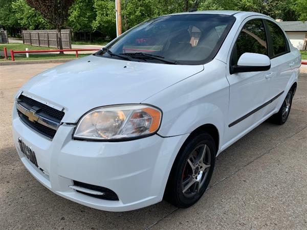 Chevrolet Aveo 2011 $3645.00 incacar.com