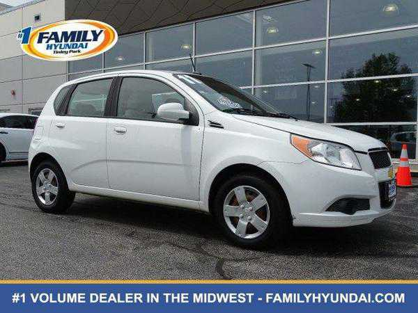 Chevrolet Aveo 2011 $3443.00 incacar.com