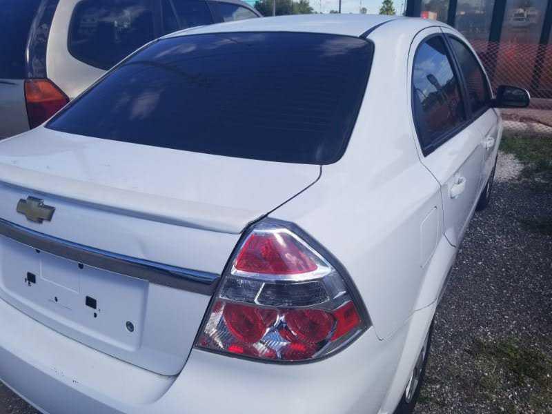 Chevrolet Aveo 2011 $3000.00 incacar.com