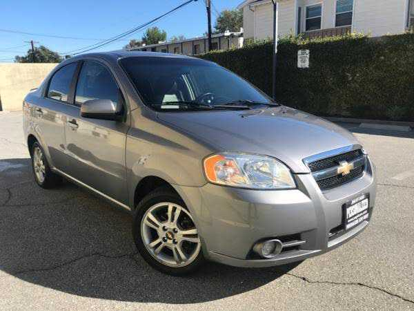 Chevrolet Aveo 2011 $3595.00 incacar.com