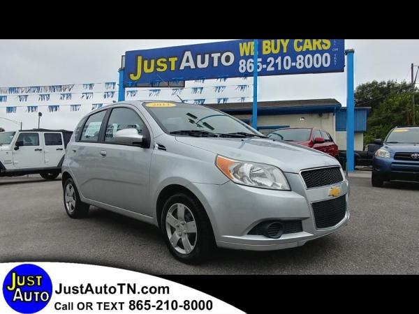 Chevrolet Aveo 2011 $4467.00 incacar.com