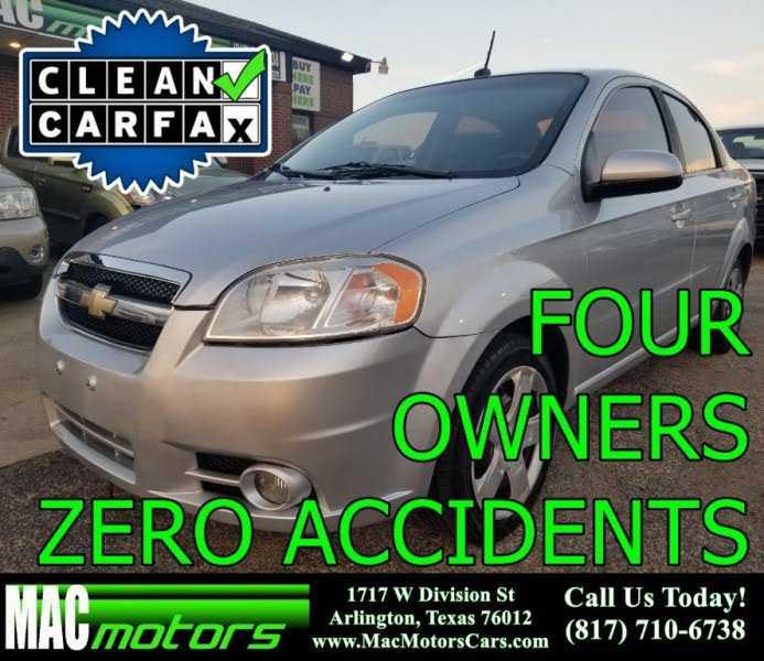 Chevrolet Aveo 2011 $3700.00 incacar.com