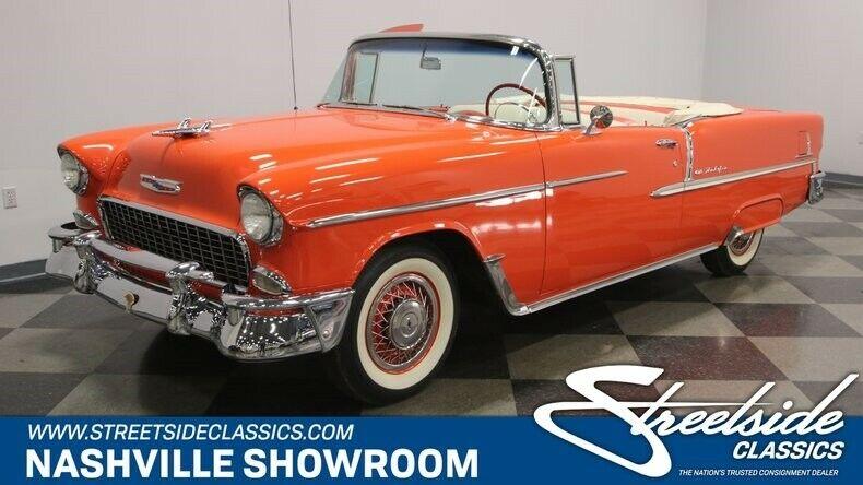Chevrolet Bel Air/150/210 1955 $40001.00 incacar.com