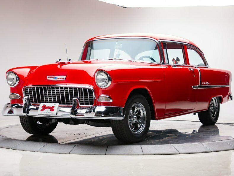 Chevrolet Bel Air/150/210 1955 $29901.00 incacar.com