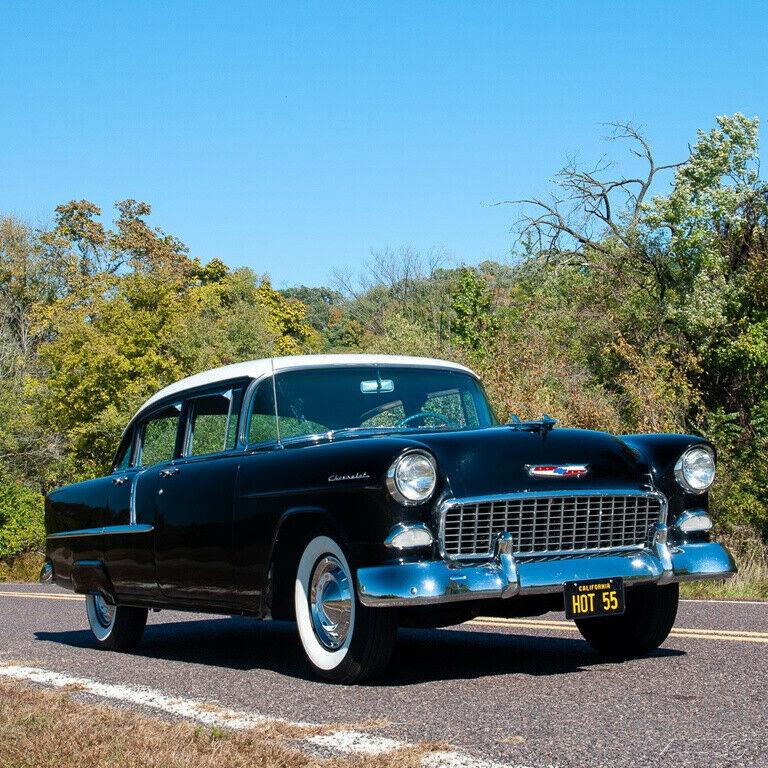 Chevrolet Bel Air/150/210 1955 $6207.00 incacar.com