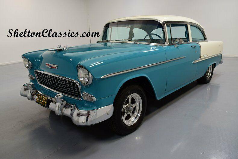 Chevrolet Bel Air/150/210 1955 $57495.00 incacar.com