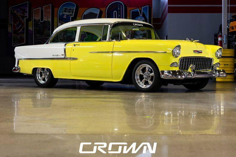 Chevrolet Bel Air/150/210 1955 $39929.00 incacar.com
