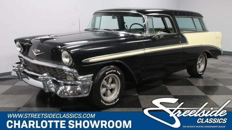 Chevrolet Bel Air/150/210 1956 $23100.00 incacar.com
