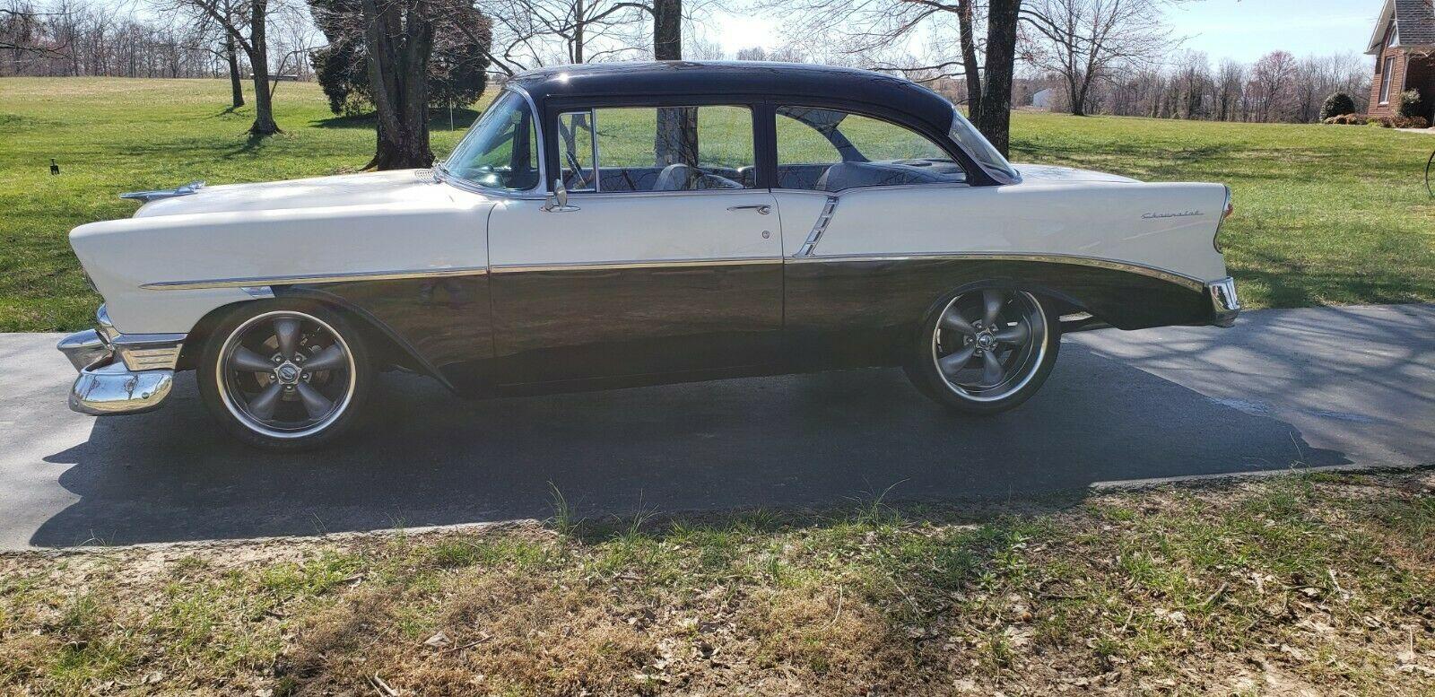 Chevrolet Bel Air/150/210 1956 $15705.00 incacar.com