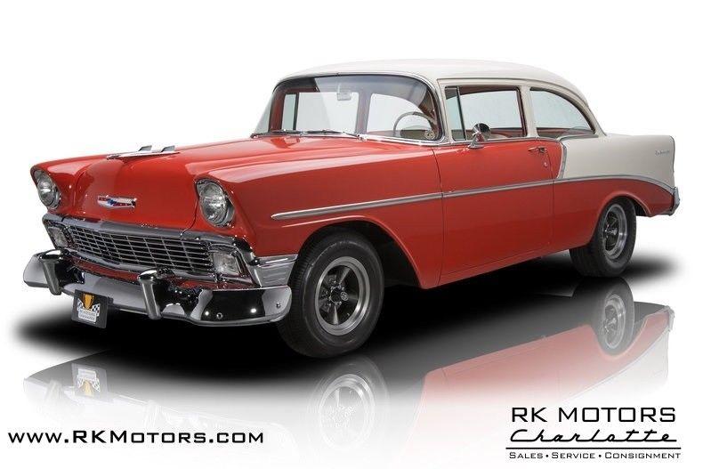 Chevrolet Bel Air/150/210 1956 $24200.00 incacar.com