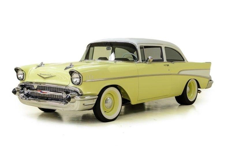 Chevrolet Bel Air/150/210 1957 $85995.00 incacar.com