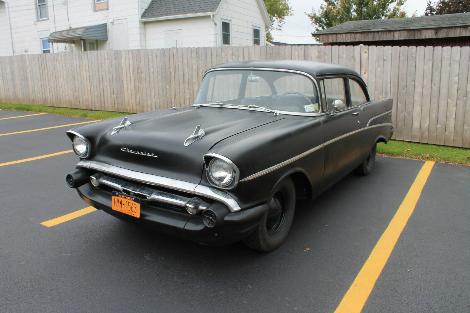 Chevrolet Bel Air/150/210 1957 $9667.00 incacar.com