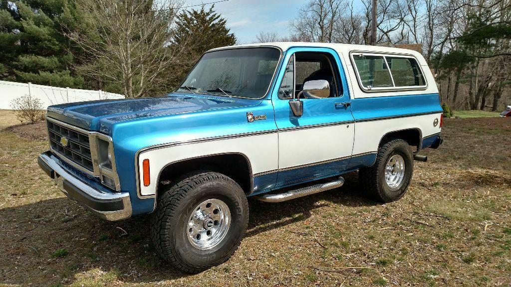 Chevrolet Blazer 1979 $16050.00 incacar.com
