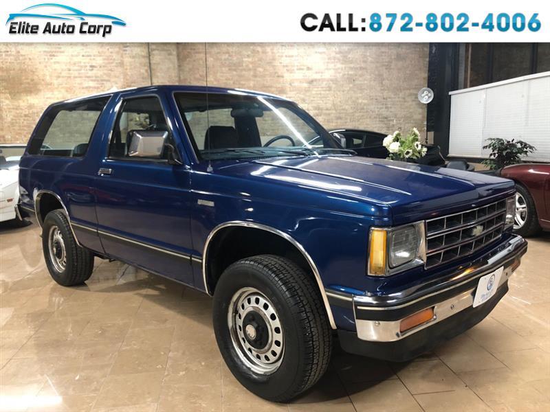 Chevrolet Blazer 1985 $4500.00 incacar.com