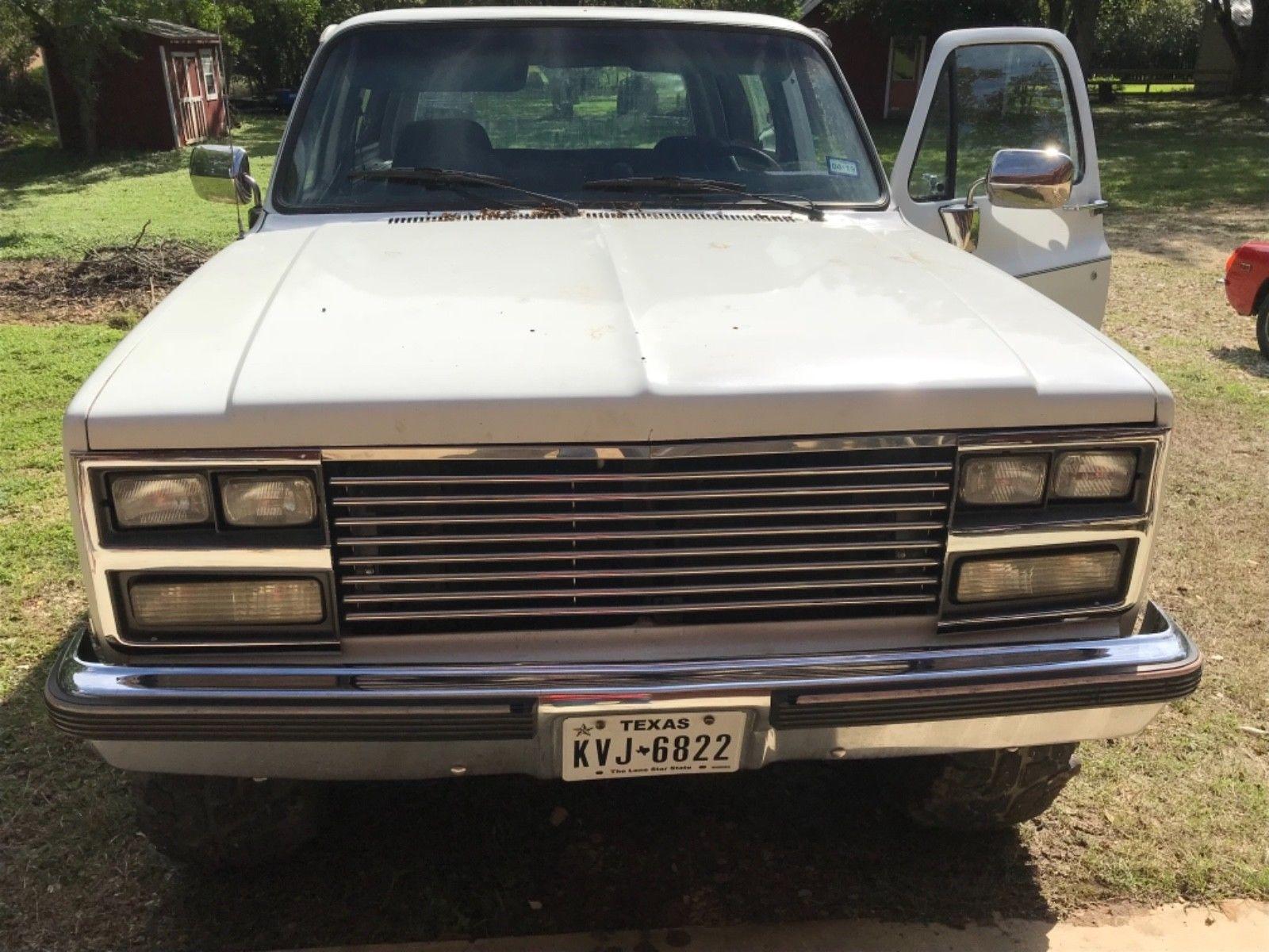 Chevrolet Blazer 1989 $6000.00 incacar.com