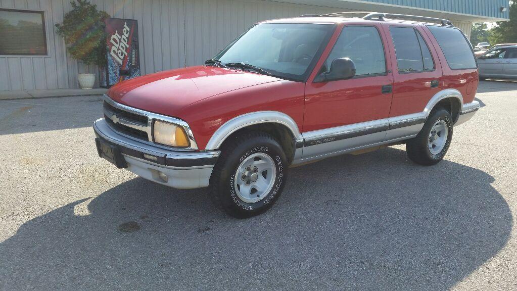 Chevrolet Blazer 1997 $4995.00 incacar.com