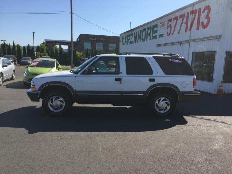 Chevrolet Blazer 1998 $3695.00 incacar.com