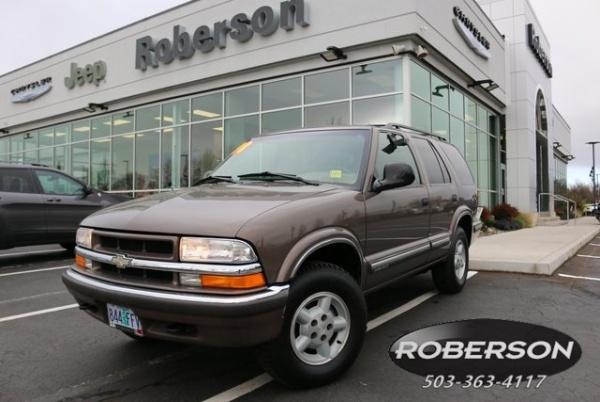 Chevrolet Blazer 1998 $7152.00 incacar.com