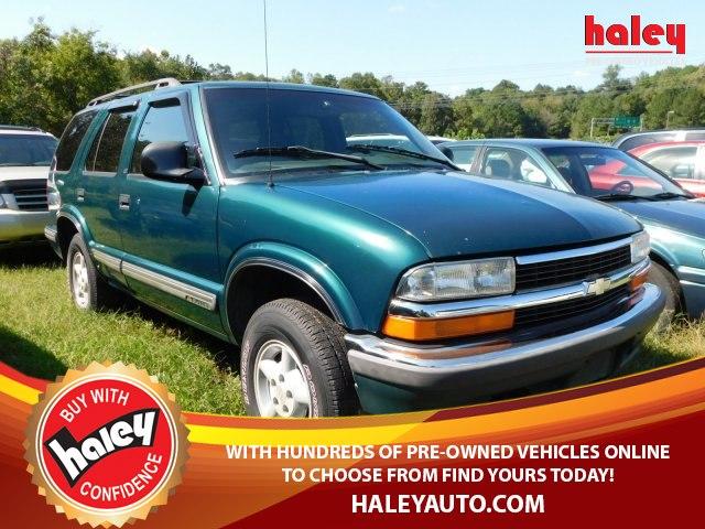 Chevrolet Blazer 1998 $3344.00 incacar.com