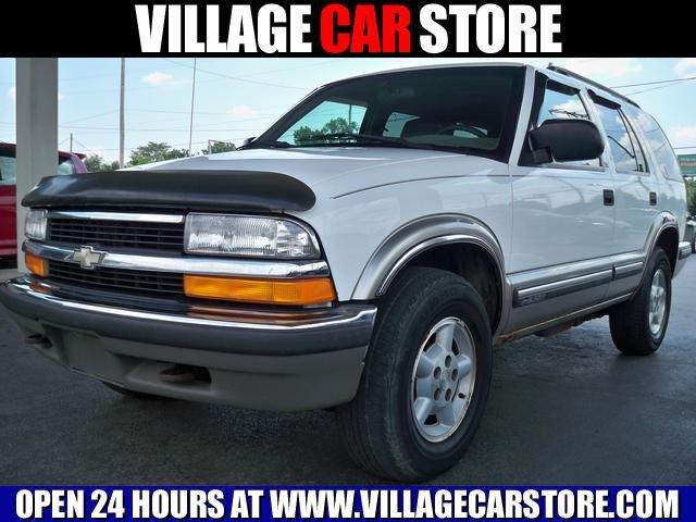 Chevrolet Blazer 1999 $1970.00 incacar.com