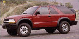 Chevrolet Blazer 2000 $2995.00 incacar.com