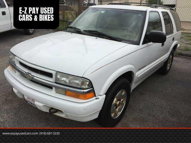 Chevrolet Blazer 2000 $2595.00 incacar.com
