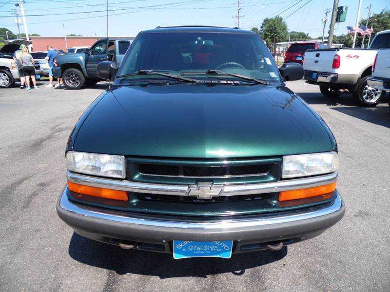 Chevrolet Blazer 2001 $3999.00 incacar.com