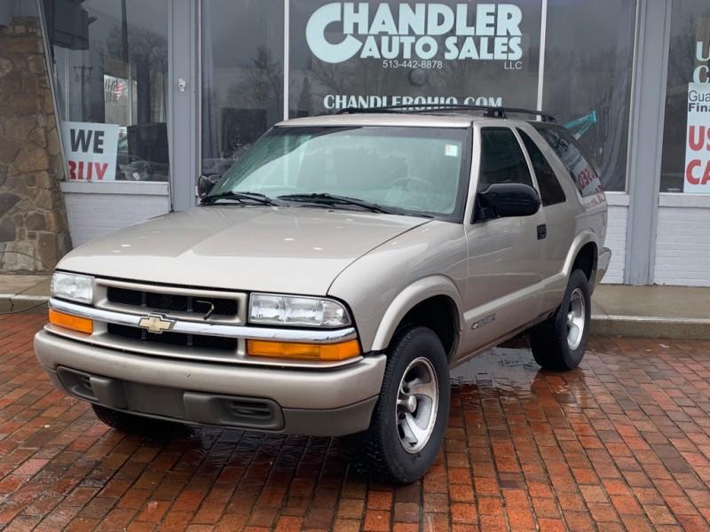 Chevrolet Blazer 2002 $3000.00 incacar.com