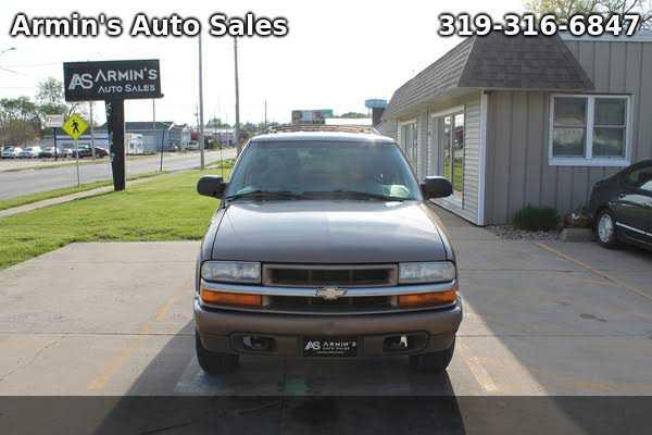 Chevrolet Blazer 2002 $1600.00 incacar.com