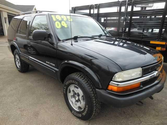 Chevrolet Blazer 2004 $1495.00 incacar.com