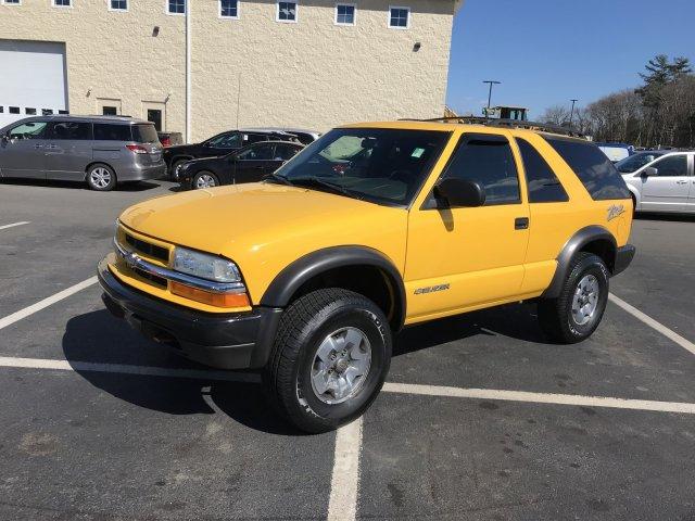 Chevrolet Blazer 2004 $10988.00 incacar.com