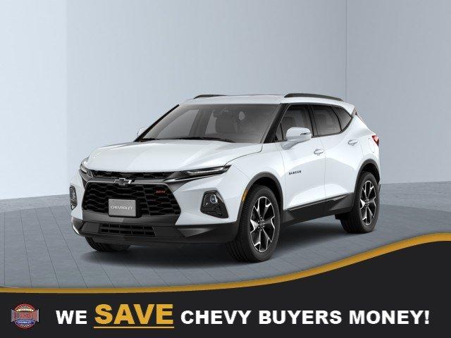Chevrolet Blazer 2019 $40086.00 incacar.com