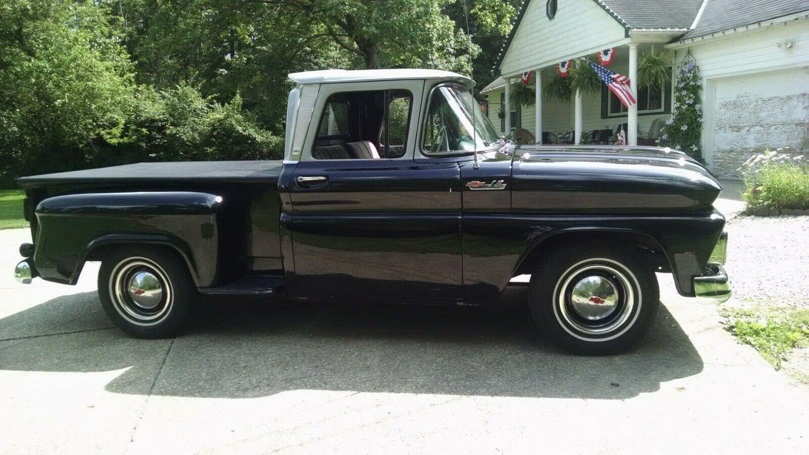 Chevrolet C-10 1962 $7600.00 incacar.com