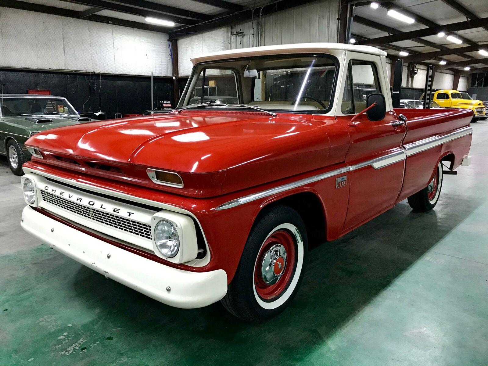 Chevrolet C-10 1966 $16000.00 incacar.com