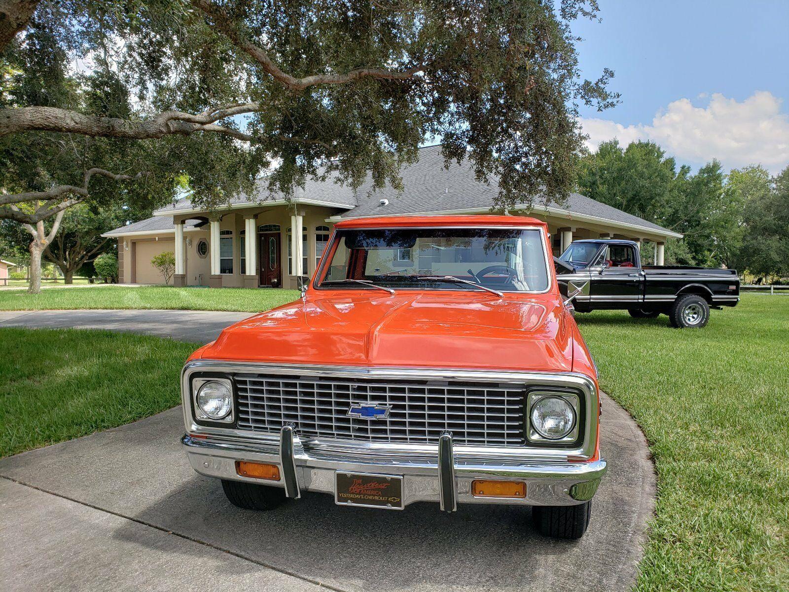 Chevrolet C-10 1972 $24995.00 incacar.com