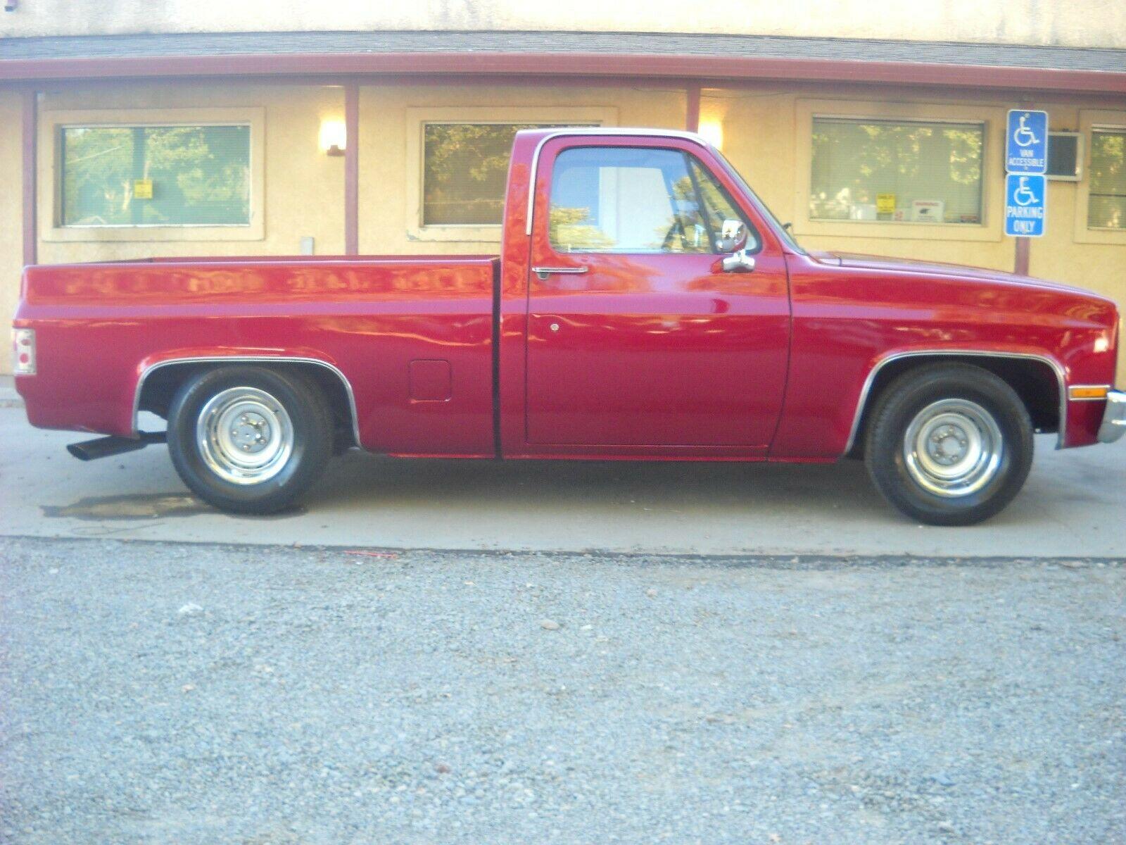 Chevrolet C-10 1973 $17000.00 incacar.com