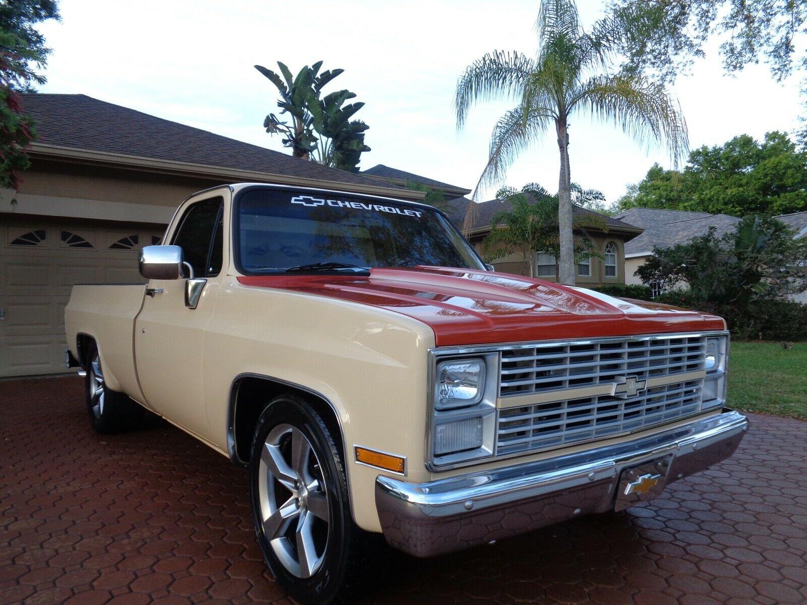Chevrolet C-10 1984 $11252.50 incacar.com