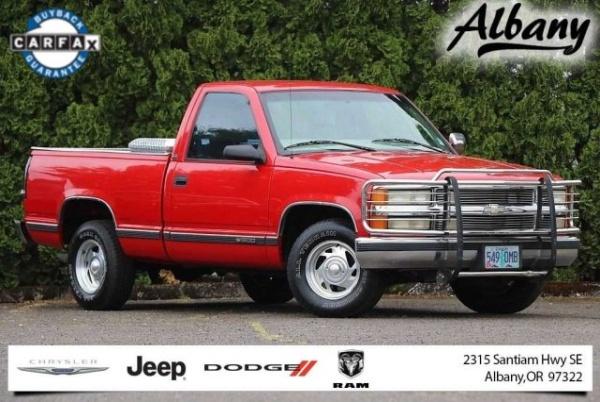 Chevrolet C/K 1500 1997 $3900.00 incacar.com