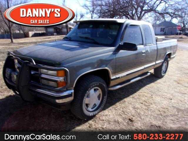 Chevrolet C/K 1500 1999 $5800.00 incacar.com