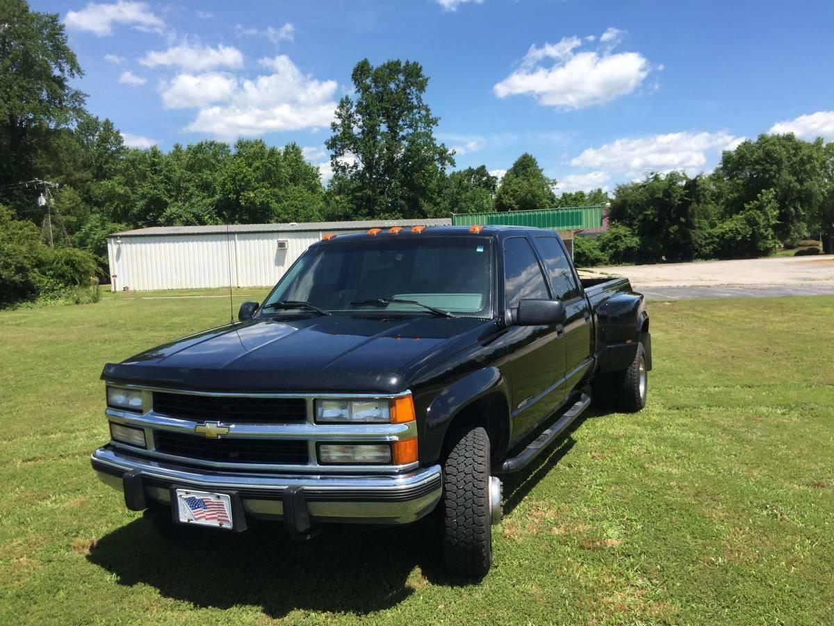 Chevrolet C/K 3500 1994 $16995.00 incacar.com