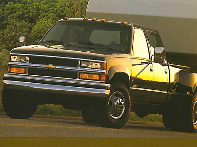 Chevrolet C/K 3500 1999 $10500.00 incacar.com