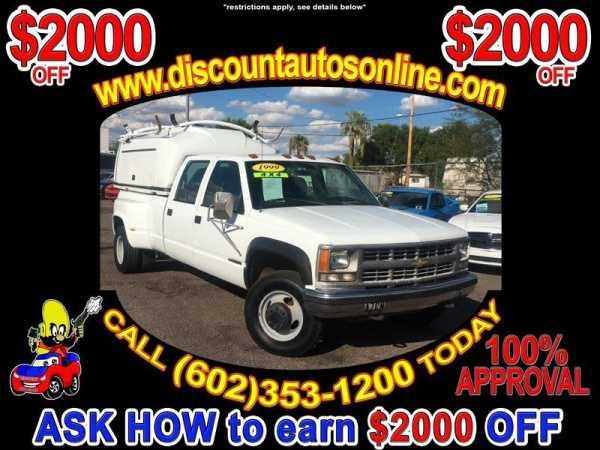 Chevrolet C/K 3500 1999 $9900.00 incacar.com